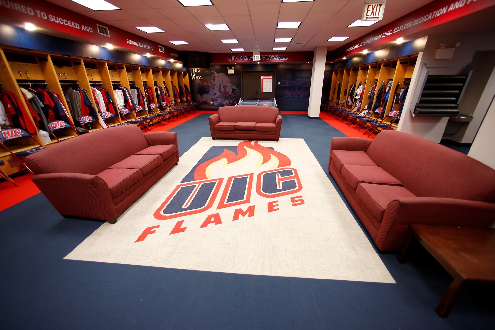 The Official Website Of UIC Flames Athletics