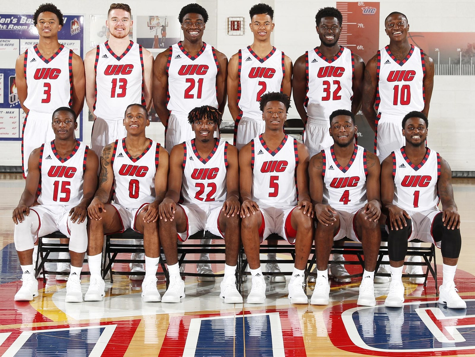 2017 18 Men S Basketball Roster Uic Athletics