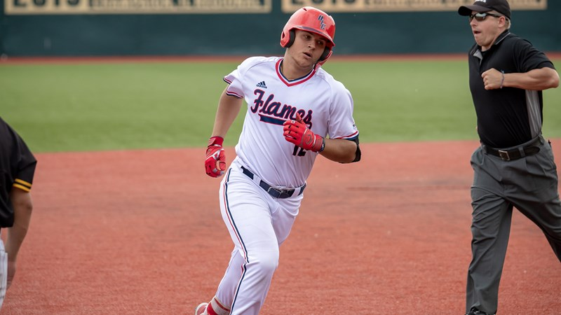 Ryan Hampe Named Collegiate Baseball Freshmen All-American - UIC Athletics